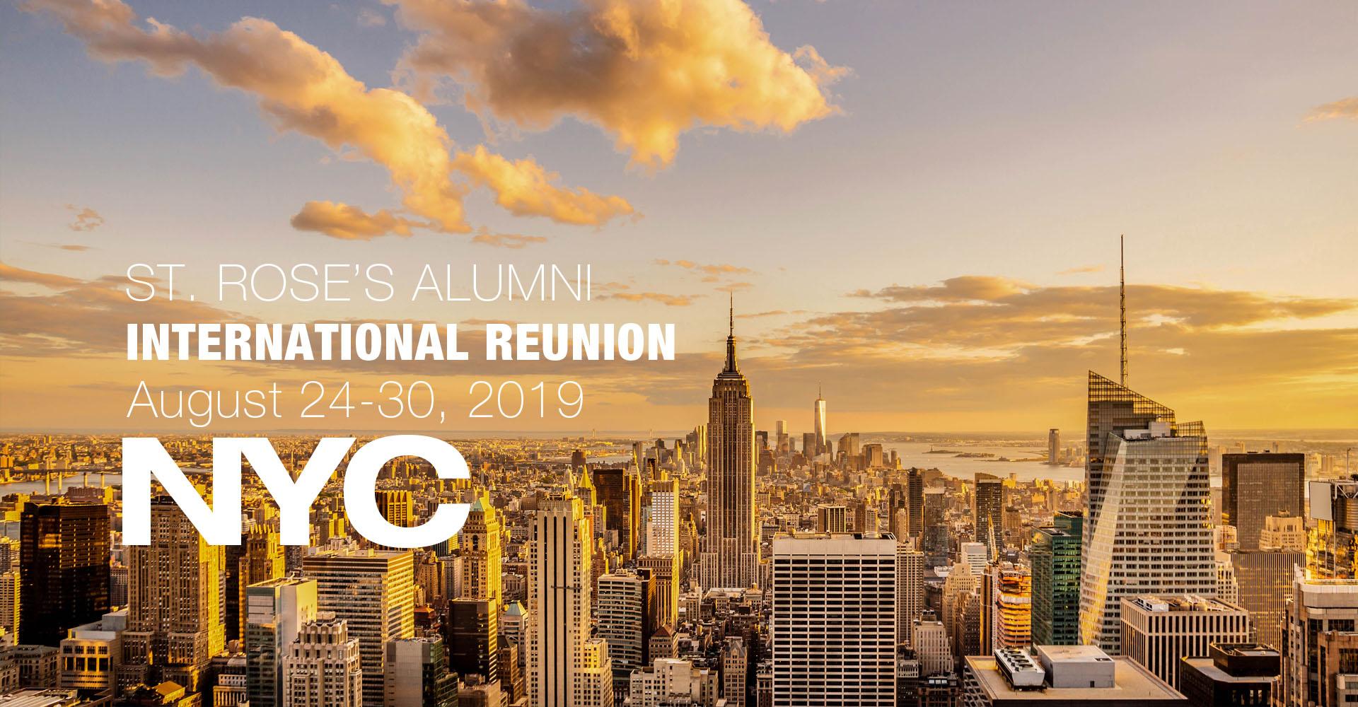 alumni reunion