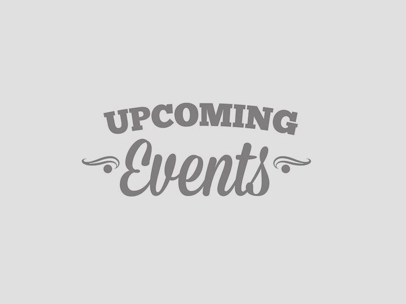 upcoming event