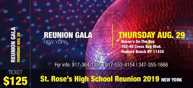 Reunion Gala 2019