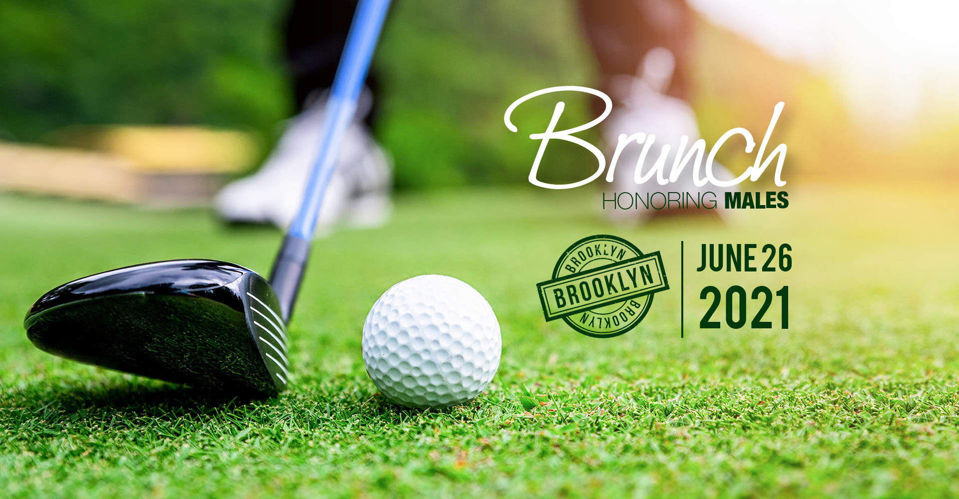 Brunch honoring males 2021