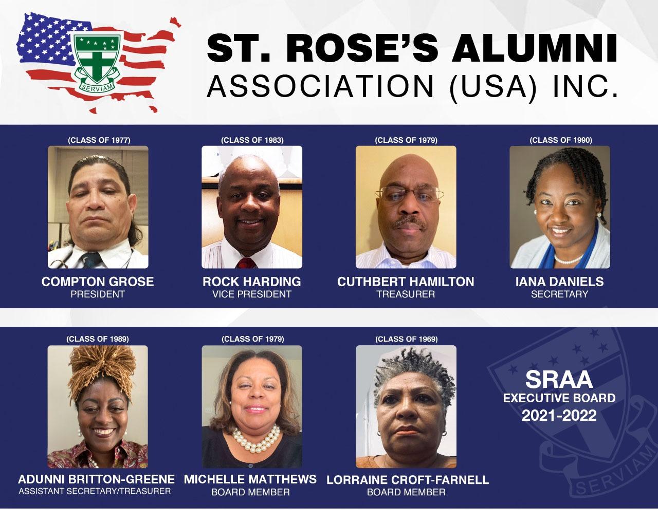 Executive Board FY2021